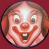 I Love My Strawberry Clown Girl