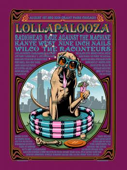 Lollapalooza (purple)