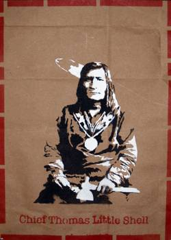 Chief Thomas Littleshell