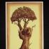 Peace Tree (yellow)