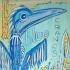 Flight of the Blue Cranes