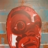 Untitled (Red Mask)