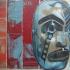 Untitled (Blue Mask)