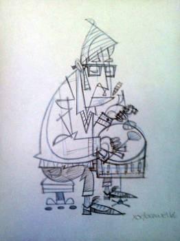 OG Jazz Figure 2 drums