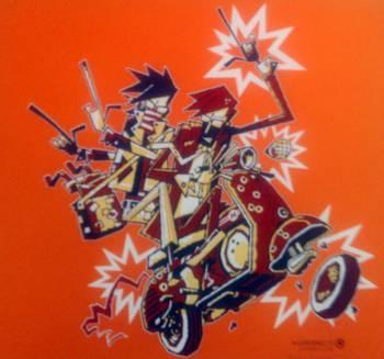 Skooter print 05