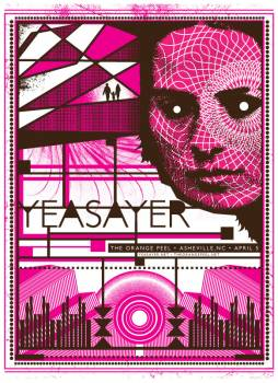 Yeasayer - Asheville, NC