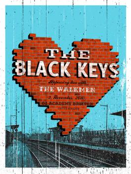 Black Keys Brixton November 3