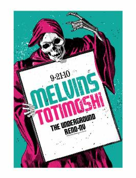 Melvins/Totimoshi