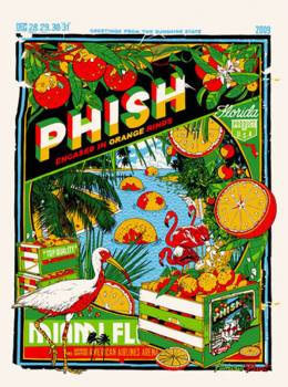 Phish Miami