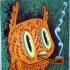 Orange the owl