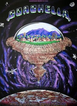 Coachella '11 - purple