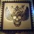 skull stamps 1 foil