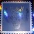 skull stamps 2 foil