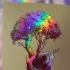 Peace Tree - Foil