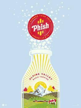 Phish - Alpine Vallery