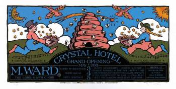 crystal hotel grand opening / m. ward