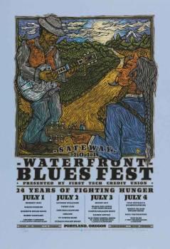 waterfront blues fest 2011