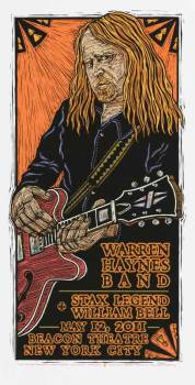 warren haynes nyc