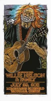 willie nelson #4