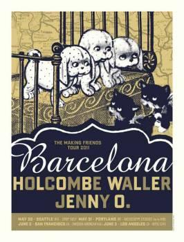 Barcelona / Holcombe Waller