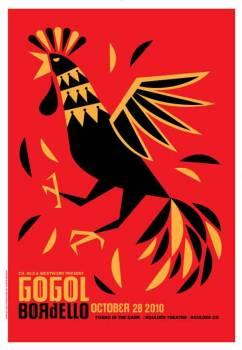 Gogol Bordello OCT 28