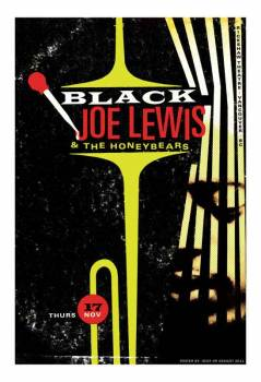 Black Joe Lewis and the Heoneybears