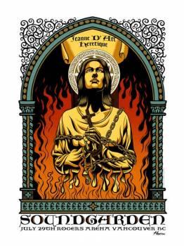 Soundgarden vancouver BC
