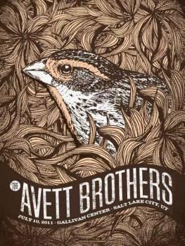 Avett Brothers - Salt Lake City