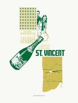 St Vincent PDX