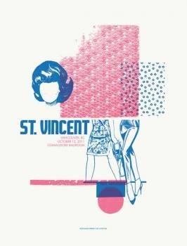 St Vincent Vanc