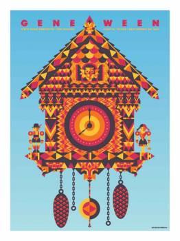 Gene Ween (clock)
