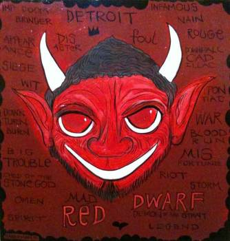 Red Dwarf of Detroit