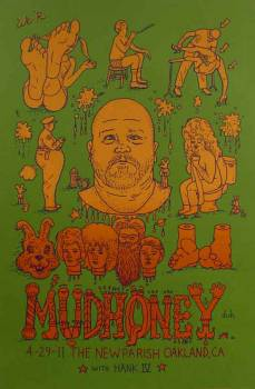 Mudhoney Oakland