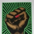 Badu Fist, Green