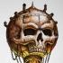 Coheed Skull Balloon