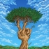 Peace Tree, Art Print