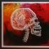 Skull Drip, Anodized Metal