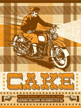 CAKE _ Oklahoma, City