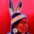 """Eagle Feathers- Wishram Tribe"""