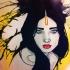 Yellow Sky Girl