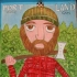Lumberjack of All Trades (inspired by Paul Bunyan)