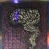 Smoking Brain, Foil, Purple