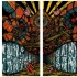 Queens of the Stone Age - set of 2 posters Edmonton / Calgary (numbers match)