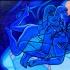 Abstrotica Blue II