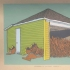 The Garage Suite, print C