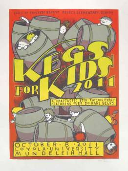 Kegs for Kids 2011