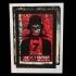 Zoltron vs Primus/Melvins Australia embossed, signed,