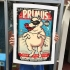 Primus Boston, MA 2010, Show Posters (unreleased A/P)