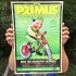 Primus Green Naugahyde 2003 Album Pre sale Collectors Edition Offset Litho