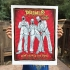 Primus New Years 2013 (Wonka), Gig Poster ( #3/40)